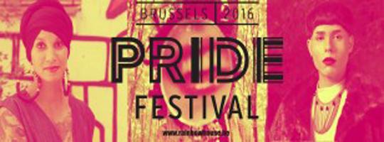 PrideFestival Brussel 2016