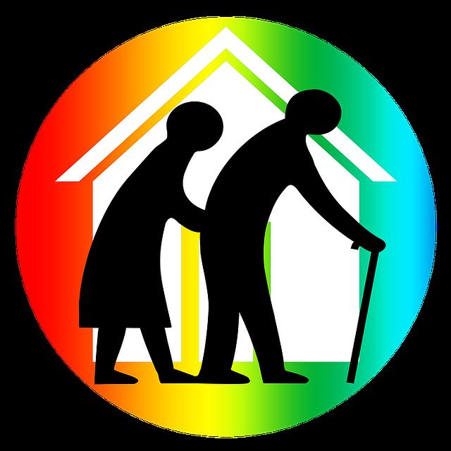 Eerste verpleeghuis voor LHBT-ouderen