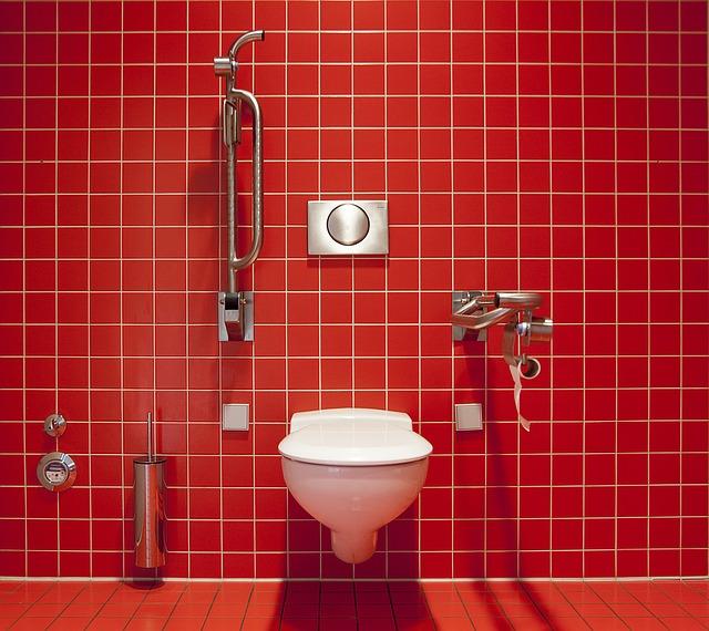 Genderneutrale toiletten in stadhuis Amsterdam
