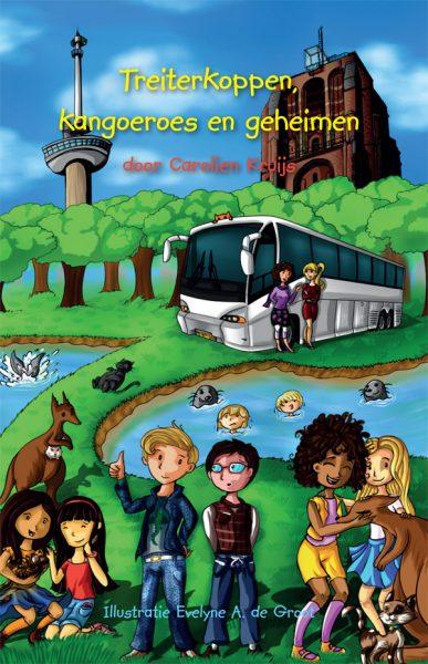 Invoelbaar kinderboek over een transjongen