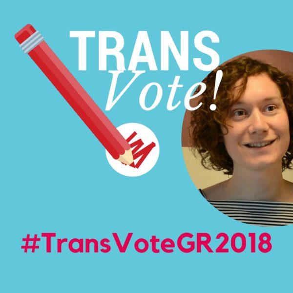TransVote: Sophie Schers – GroenLinks Utrecht