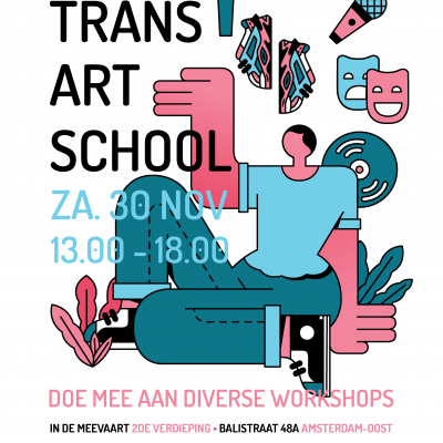 Trans Art School in Amsterdam van start
