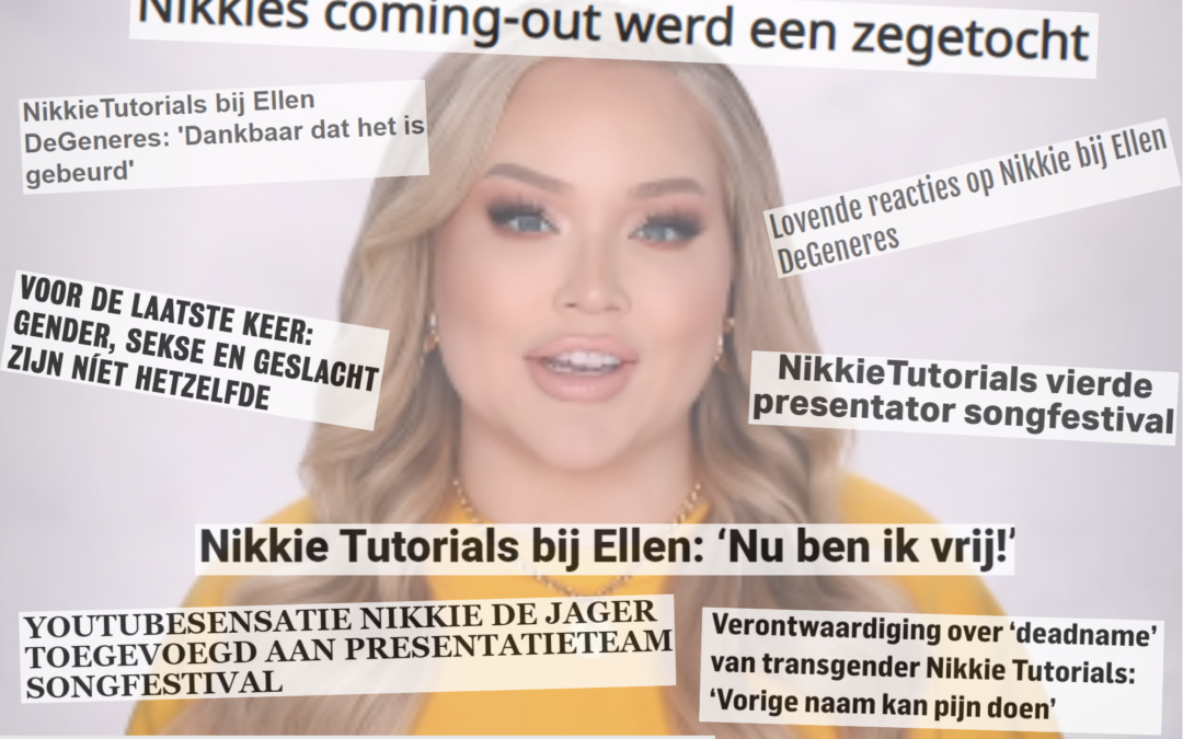 Nikkies Coming-Out in het Nieuws