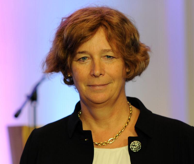 Petra De Sutter is Europa's eerste trans vrouw als minister